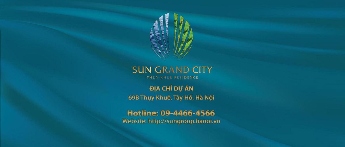Liên Hệ Sun Grand City