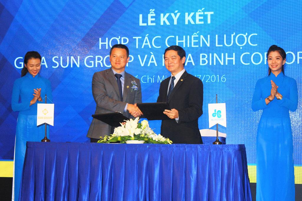 Sun Group và Hòa Bình