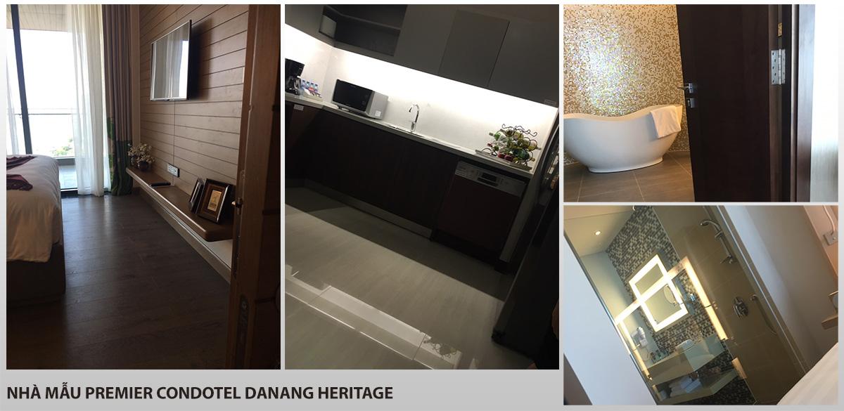 Nhà mẫu Premier Condotel Danang Heritage